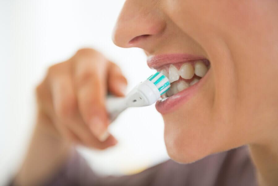 Clean Teeth Brushing Teeth patient